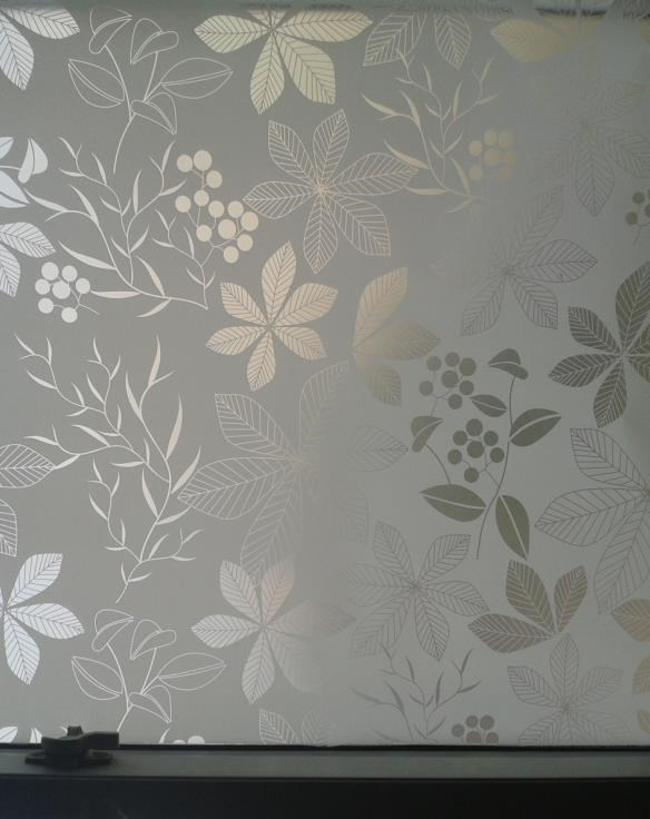 Thickening and color frosted window films for bathroom toilet and office glass(Width 60/75 cm*length 300cm )9607(China)