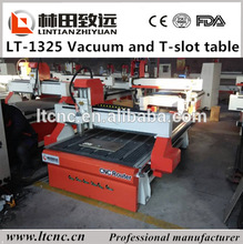 1325 Woodworking CNC Router With Mach3 /Vacuum Table/Dust Collector LT-1325