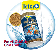 Tetra Goldfish Gold Exotic Premium Food For All Goldfish