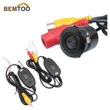 BEMTOO  2.4G WIRELESS Module adapter for Car  Camera cam+170 Anti-Fog Glass Car Auto Rear View Reverse Waterproof Camera
