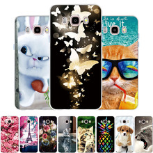 Buy Coque Samsung Galaxy J1 J3 J5 2016 Case Cute Back Cover Soft TPU Fundas 3D Bags Samsung J1 J3 J5 2016 J510F Phone Cases for $1.03 in AliExpress store
