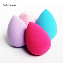 Addfavor 3Pcs Face Makeup Puff Non Latex Cosmetic Sponge Foundation Beauty Powder Puff Teardrop Make Up Sponge Tools maquiagem(China)