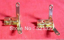 Jin imitation gold hinge  support aircraft hinge  22 * 28 gold trumpet hanging