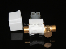 Free shipping electric pressure solenoid valve water air N/C 12 v dc 1/2 normally closed TFW-1S DC 12V(China)