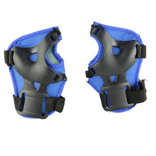 Kids Cycling Roller Ski Skate Skating KNEE ELBOW WRIST Safety Gear Pads Cycling Protect Sports Safety Kneepad volleyball