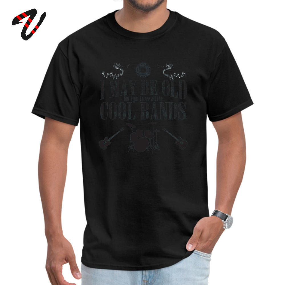 Family TotoClaus Normal Tshirts O-Neck 100% Cotton Men Tops T Shirt Short Sleeve Summer/Autumn Normal T Shirt Drop Shipping TotoClaus 24900 black