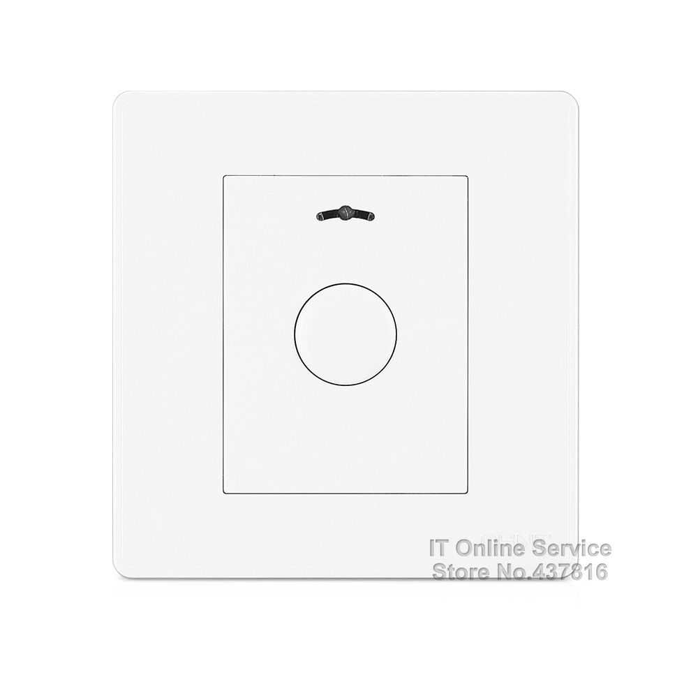 High Quality 2017 NEW2D Touch Sensor Delay Switch Elegant Ivory White Large Panel Wall Switch<br><br>Aliexpress
