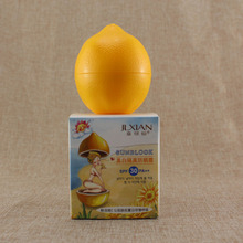 30g  Isolate uv Relieve skin Prevent the skin sunburn  and tanning SPF30 PA++ Vitamin C Whitening sunscreen in isolation