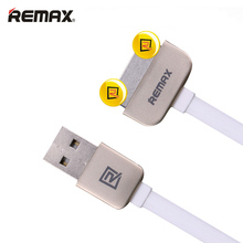 Remax Mini Flat Wire USB Cable Sync Data Fast Charging Cord 30 Pin Charger For Apple iPhone 3GS 4 4S 4G iPad 2 3 iPod nano touch