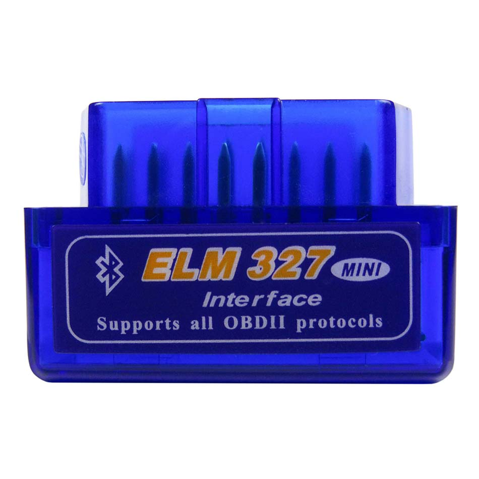 Mini Elm327 Bluetooth OBD2 OBDII V1.5 Car Diagnostic Tool Scanner (2)