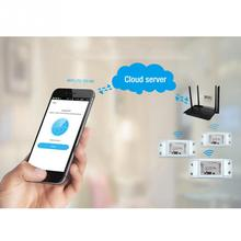 WiFi Conntected Smart Switch Plug Timer Automation Control for iphone ipad Android Wireless Switch APP Control