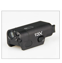 Low Profile High Lumen xc1 pistol flashlight Fit 20mm Rail Glock SF XC1 Ultra Compact Handgun M92 Light Used In GLOCK(China)