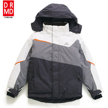 Boys Outdoor Ski jackets Waterproof Windproof Warm Skiing Jacket Kids Winter Snowboard thicken Jacket Children winter clothing(China)