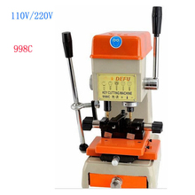 998C Best Key Cutting Machine ford Voltage key copy machine  220V /110v  For Sale Locksmith Tools