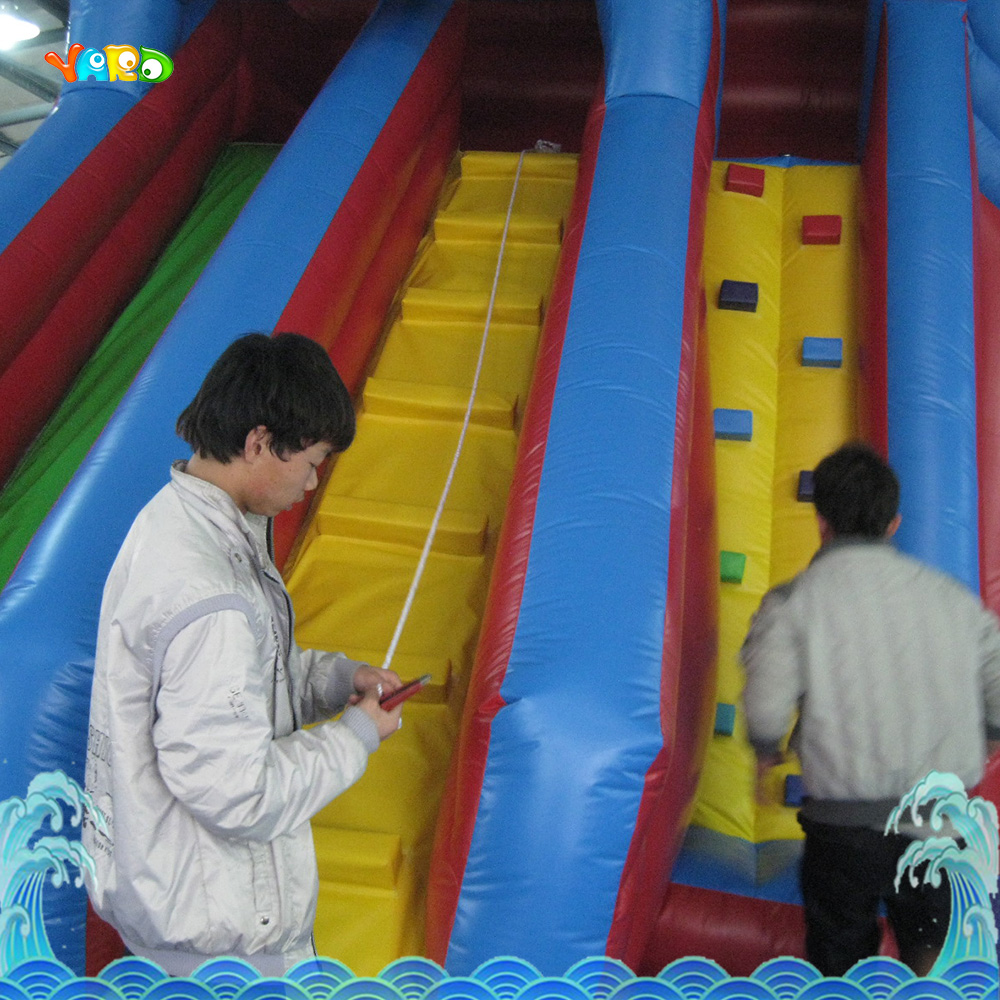 9229 inflatable water slide 5