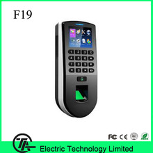 Linux system fingerprint access control F19 fingerprint + keyboard access control system