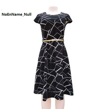 Buy NoEnName_Null Women Summer Dress 2017 Plus Size Audrey hepburn Floral Print Retro Swing Casual 50s Vintage Rockabilly Dresses for $12.47 in AliExpress store