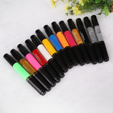 Nail Art Tips Varnish Nail Polish Liner Brush Nail Painting Pen Set DIY Decoration