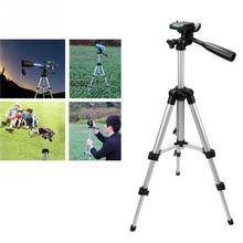 EU Stock Portable Universal Stick Standing Tripod for Sony for Canon for Nikon for Olympus Camera SLR DVD DC 1100