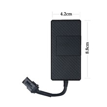 Car GPS Tracker unit equipment SMS GSM GPRS Vehicle Tracking Device Monitor Locator Remote Control for Motorcycle Scooter system(China)