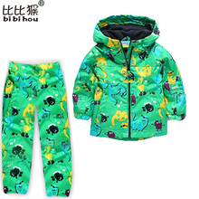 Student Raincoat Baby Children Cartoon Kids boys rainproof Wind and Rain Coat Waterproof Poncho Rainwear Waterproof Rainsuit