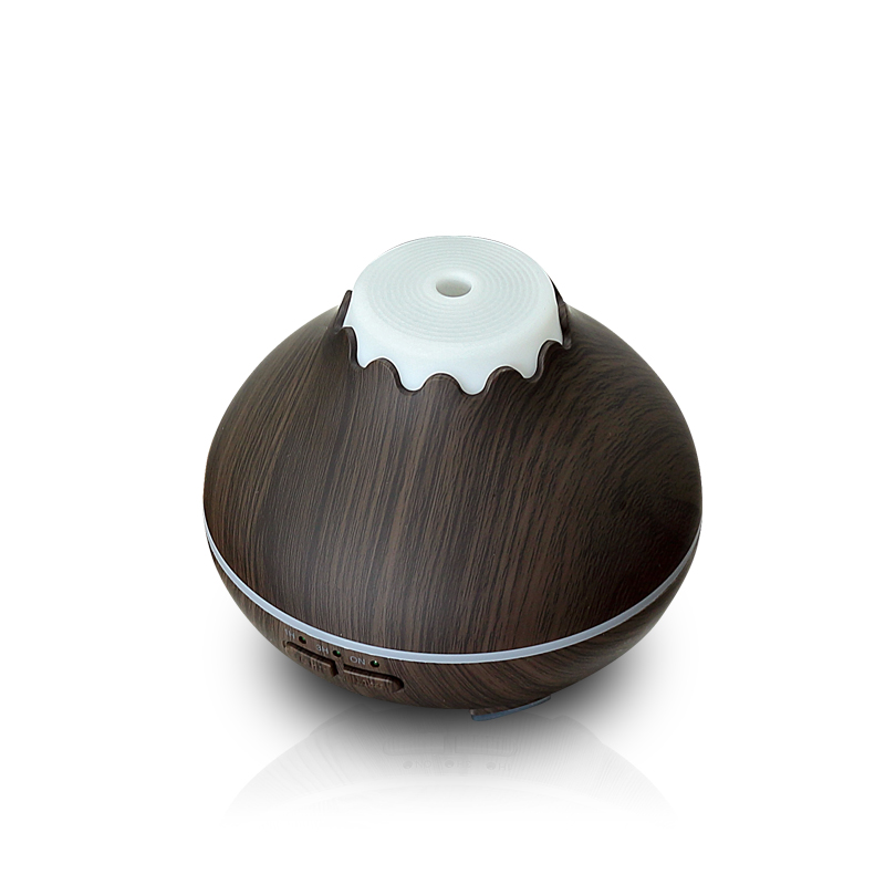 Air Humidifier Essential Oil Diffuser Aroma Lamp Aromatherapy Electri Aromatherapy Electric Aroma Diffuser Home Mist Maker<br>