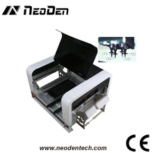 Neoden4 SMT 4 heads benchtop pick and place machine with 5 feeders, mounting machine for 1.2m LED strip(China)