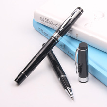 Unique Luxury Ballpoint Pen With Creative Pattern Stationery Writing Pen for Parker Style Refill Brand Metal Ball Pens 6850