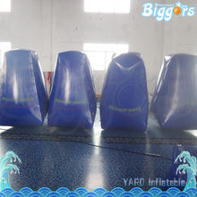 Sea Shipping Cheap Inflatable Different Shapes Air Bunkers Paintball For sale
