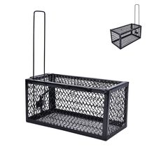 1PCS Humane Live Home High Quality Rat Killer Cage Rat Cage Mice Rodent Animal Control Catch Bait Hamster Mouse Trap New Arrive
