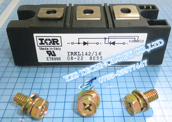 IRKL142/16 IGBT module  IR thyristor diode module<br><br>Aliexpress
