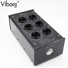 VIBORG Bada LB-5600 HiFi Power Filter Plant Schuko Socket Brand New