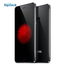 "International Version Nubia Z11 Mini 4G Fingerprint 5.0"" Smartphone Qualcomm Snapdragon 616 Octa Core 3GB+32GB 16MP Mobile Phone(China)"