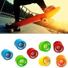 60mm x 45mm Cruiser Skateboard Wheel For Street Longboard Penny Banana Board(China)