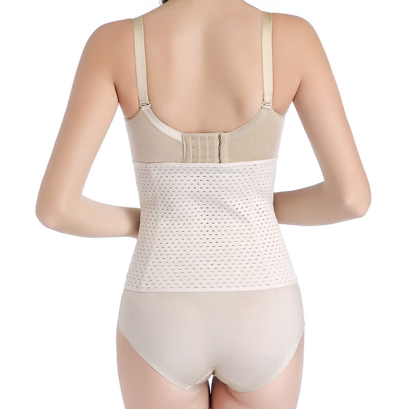 S-6XL Hot Body Shapers Steel Bones Latex Waist Trainer Women High Waist Cincher Trainer Corset Underbust Slimming Belt Shaper 17