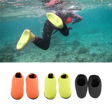 hot! New Unisex Short Diving Socks Snorkeling Beach Boots Wetsuit Prevent Scratches Warming Non-slip summer Swimming equipment