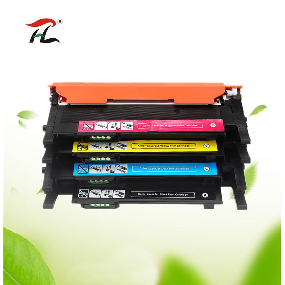 Toner Cartridge Clt-406s Compatible CLP Samsung CLP-360 C410w C460fw for Xpress C410w/C460fw/C460w/.. title=