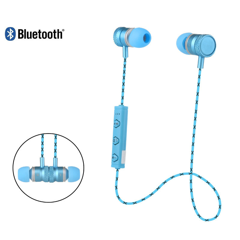 Sport Waterproof Earphone Stereo Bluetooth 4.0 USB Charging In-Ear Wireless Headphone Headsets for HTC Xiaomi Samsung Phone<br><br>Aliexpress