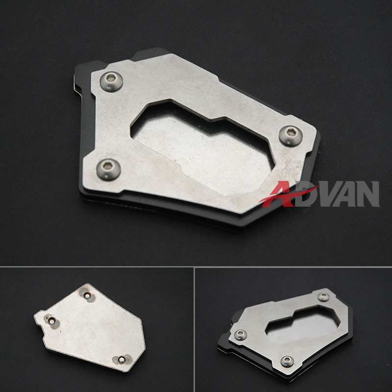 Fit for BMW R1200GS / ADV FREE SHIPPING Aluminium Large Sidestand Foot  2013-on Water Cooled<br><br>Aliexpress