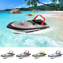 RC Boat 777-218 Mini RC Racing Boat Model Speedboat with Original Package Kid Gift Classic Remote Control Boat Toys(China)