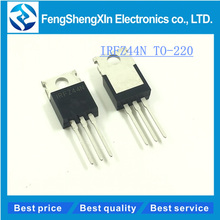 100pcs/lot New IRFZ44N MOSFET N 55V/41A TO-220 IRFZ44NPBF N-CHANNEL Power MOSFET(China)