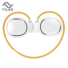 TTLIFE Wireless Headphone Bluetooth Stereo Sport Earphone Touch Control Airpods Support A2DP Hands-free for iPhone xiaomi Phones