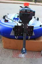 New Design Best Quality 4-stroke 3.6HP HANGKAI outboard motor boat engine inflatable boat motor