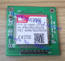 SIM808 GPS GSM GPRS Bluetooth adapter plate one module