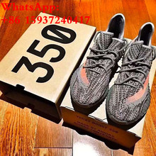 2017 Super 350 Fashion Yeezy New Men Outdoor Walking Keeping Casual Star Yeezys Shoe Boost Classic Breathable Mesh A005000(China)