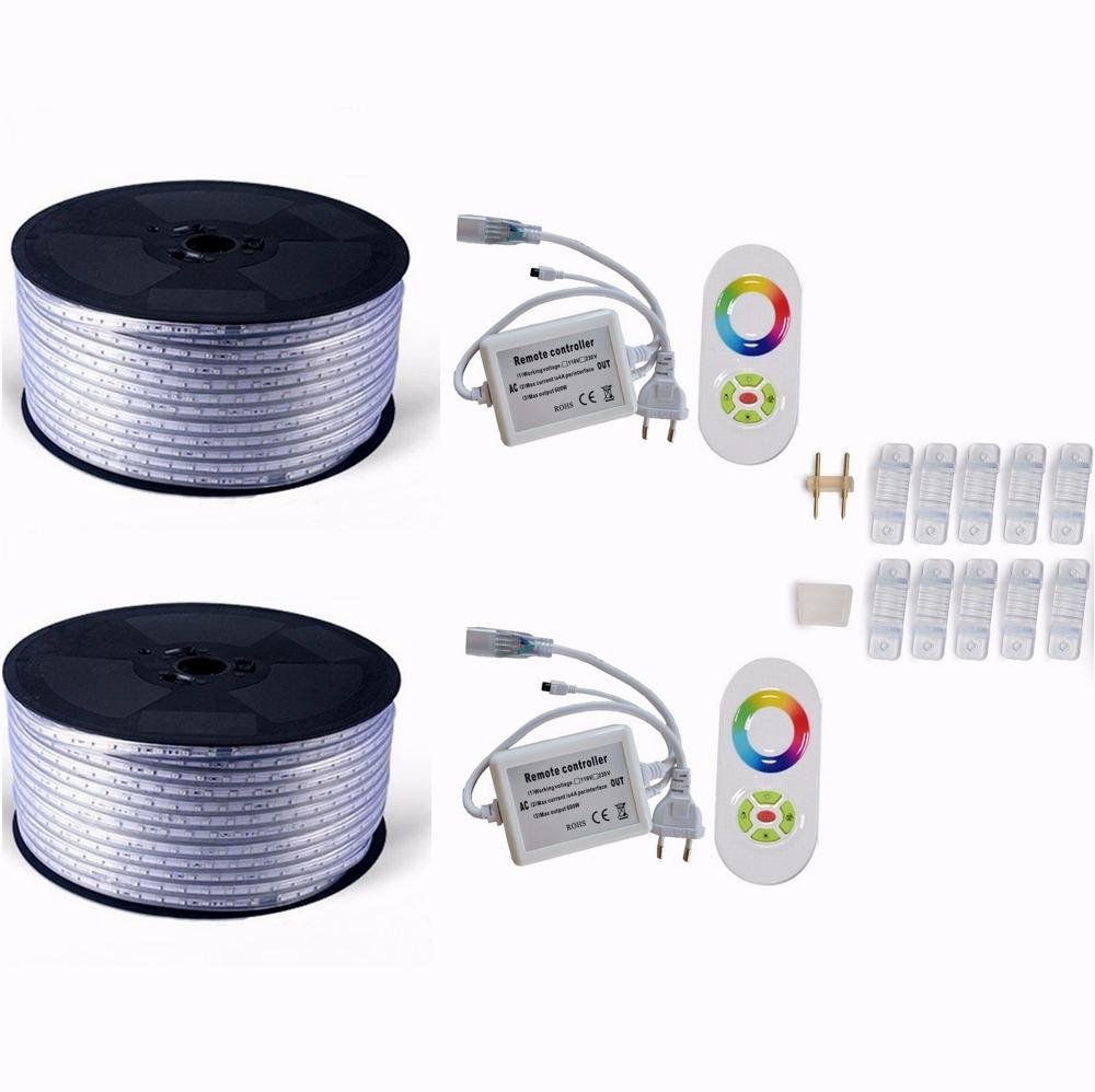 110V-220V-RGB-LED-Strip-5050-50m-Waterproof-Rope-light-for-outdoor-RGB-Control-power-plug - (2)