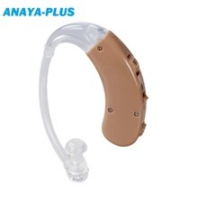 Acosound Anaya-plus BTE Hearing Aids Sound Amplifier Adjustable Tone Analog Hearing Aids Ear Care Tools Hearing Amplifier(China)