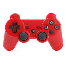 10pcs 11 Colors 2.4GHz Wireless Bluetooth Game Controller For Sony Playstation 3 PS3 SIXAXIS Controle Joystick Gamepad