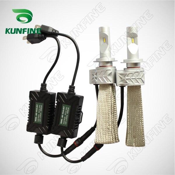 12V-24V 72W Car LED Headlights H7 Bulb Car Fog Lamp Track HeadLight Lamp 8000LM<br><br>Aliexpress