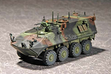 TRUMPETER 07270 1/72 LAV-C2 (Command & Control) Assembly Model kits scale model 3D puzzle vehicle model(China)